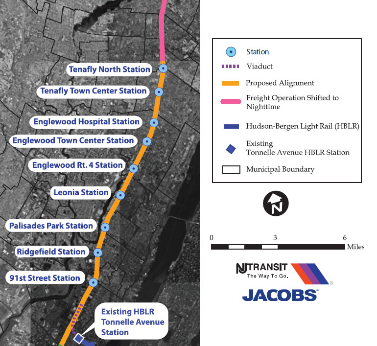 Hudson Bergen Light Rail Schedule
