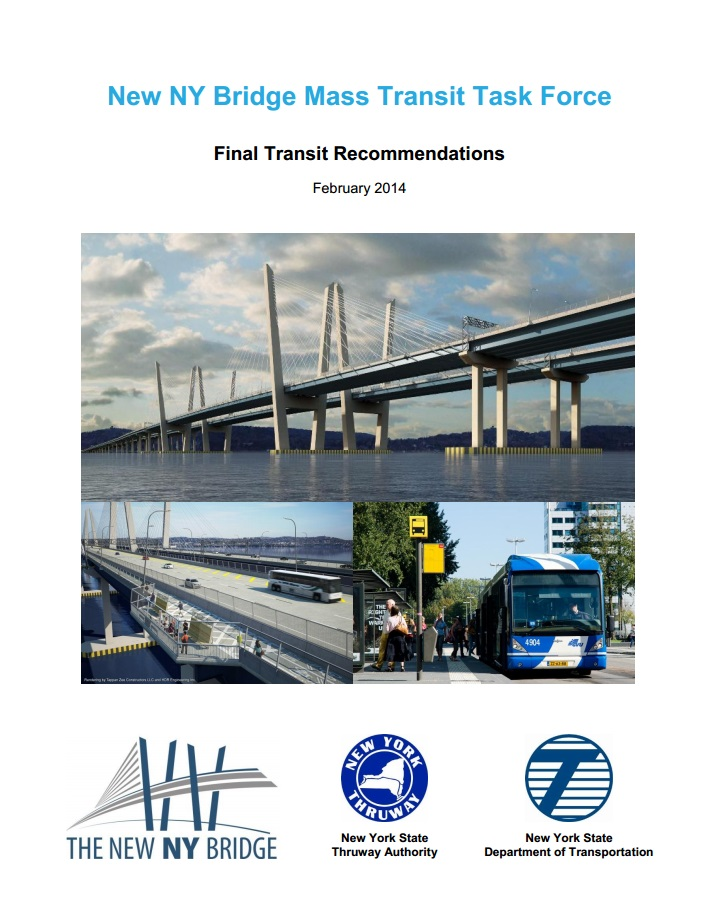 NYS Thruway Authority Board Must Address TZB Task Force ...