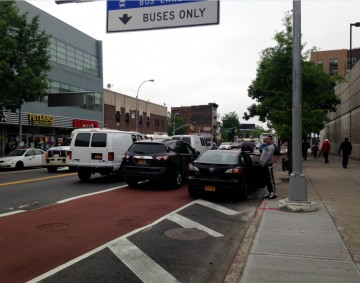 Without camera enforcement, some drivers will treat bus lanes as nothing more than a suggestion.