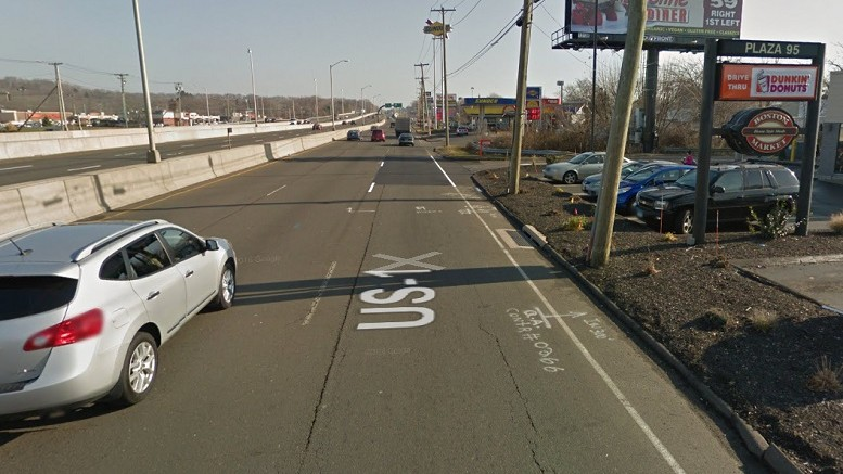 Route 1 in East Haven, CT | Image: Google Maps